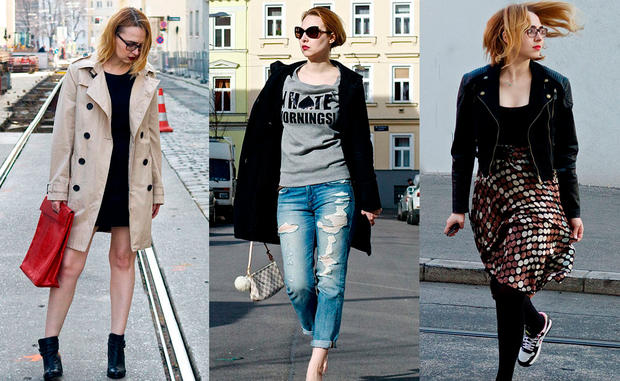 7 Tage - 7 Looks: According to Azra