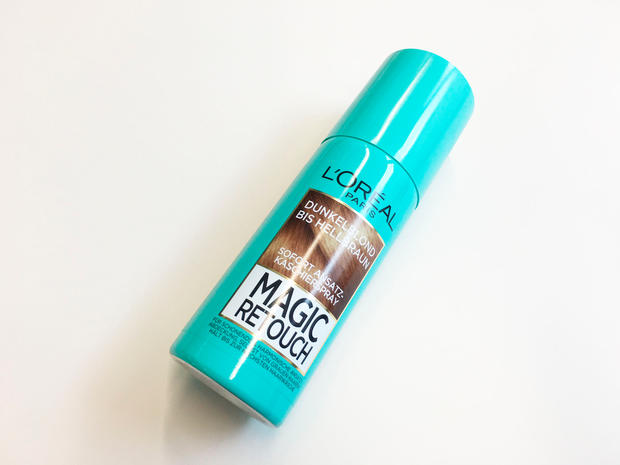 L'Oreal Magic Retouch Test
