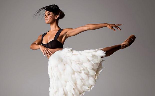 söt kvalitetsprodukter i lager Misty Copeland: Die erste schwarze Primaballerina • WOMAN.AT