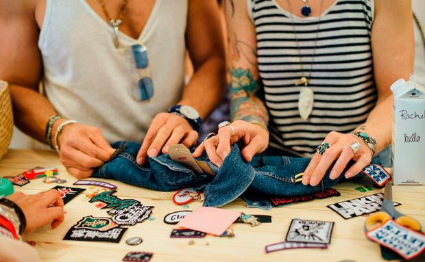 Levi's Tailor Shop bei Peek & Cloppenburg