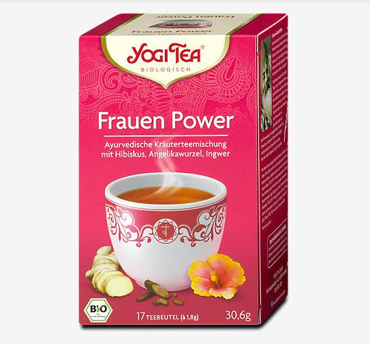 Frauen Power Tee - Menstruationsbeschwerden