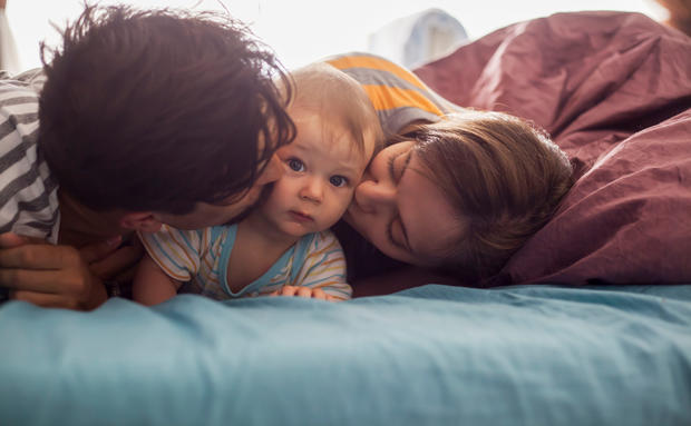 Kind Will Nicht Alleine Schlafen