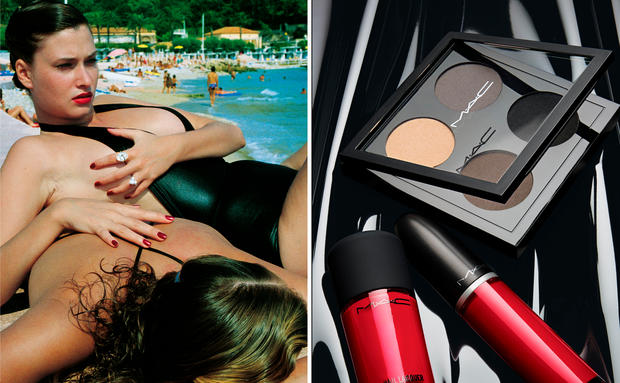 MAC Helmut Newton Kollektion