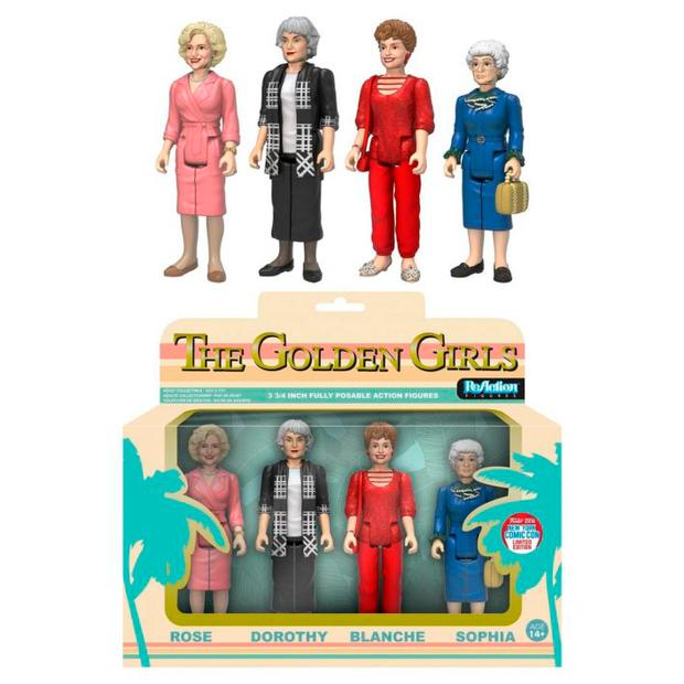 Golden Girls Action Figures