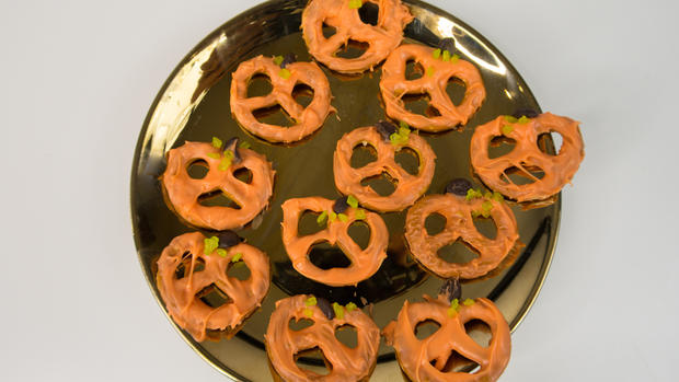 Halloween Snacks - gruseliges Essen für Halloween