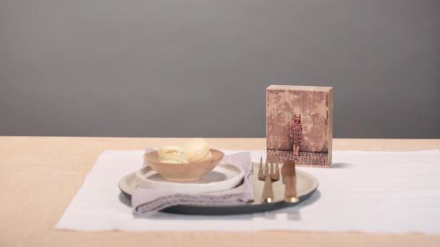 Geschenke Selber Basteln Foto Auf Holz Ubertragen Woman At