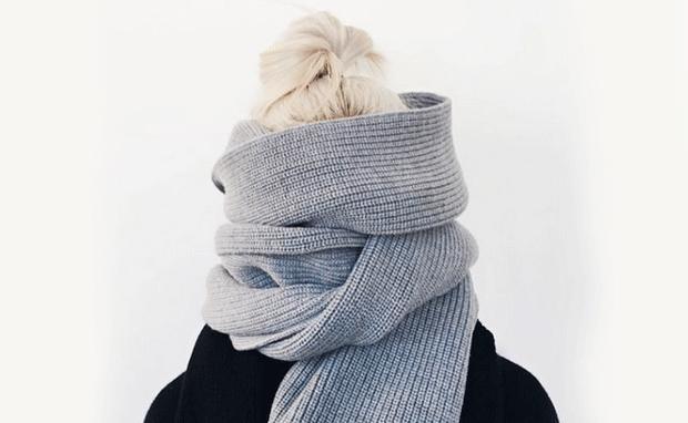 eine einladung zum modischen kuscheln: strick und wolle • woman.at, Einladung