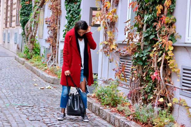 7 Tage - 7 Looks The Chocolate Suitcase Herbst