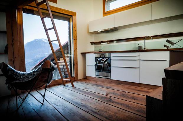 Die Schönsten Inneneinrichtungen berghütten auf airbnb unsere top 10 at