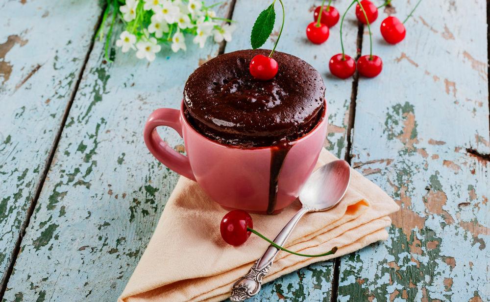3 Minuten Kuchen