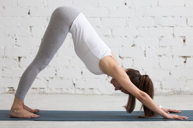 yoga bungen f r das immunsystem woman at. Black Bedroom Furniture Sets. Home Design Ideas