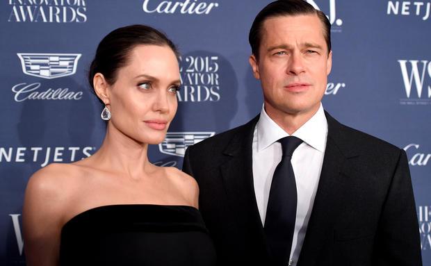 Angelina Jolie und Brad Pitt bleiben immer eine Familie