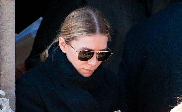 ashley olsen single