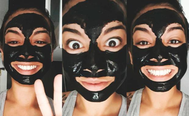 Black Mask Selber Machen Rezept Womanat