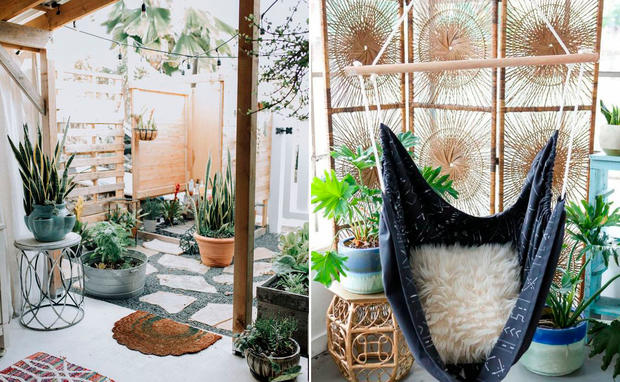 DIY Ideen Wohnung Paradies