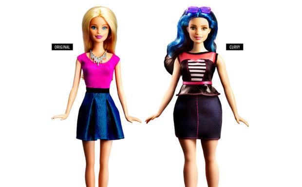 Curvy Barbie: Niemand will mit ihr spielen • WOMAN.AT