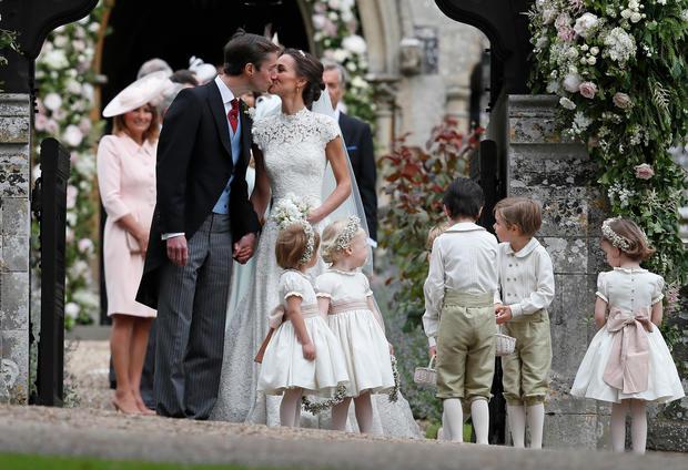 Pippas Hochzeit