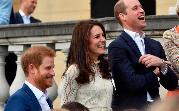 Deutsch-britische Freundschaft Prinz William und Herzogin Kate besuchen Berlin