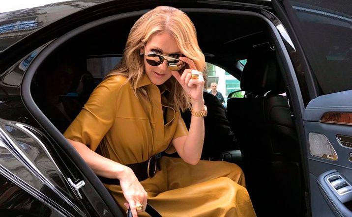 Celine Dion Fans sind besorgt, dass die Künstlerin während