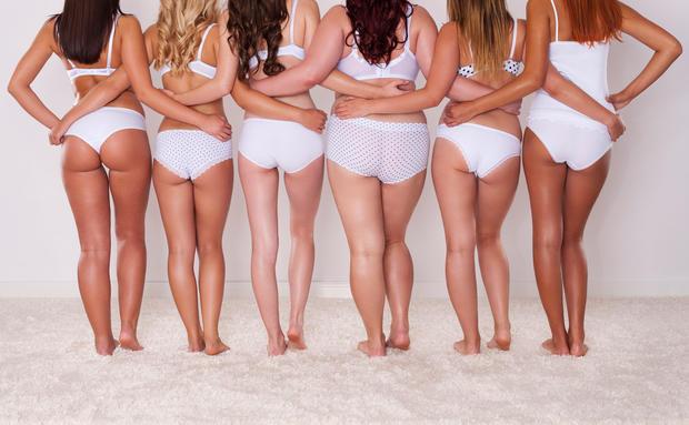 Frauen körper perfekter ▷ Körperfettanteil: