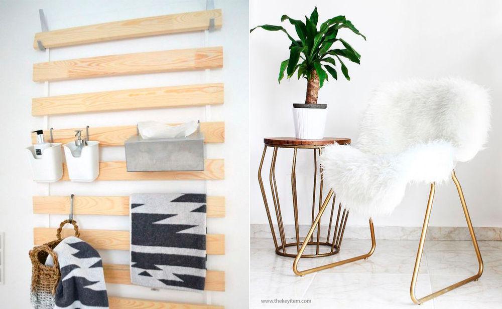 ikea hacks die du kennen musst woman at. Black Bedroom Furniture Sets. Home Design Ideas