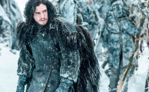 Game of Thrones verwendet Ikea-Teppiche - Jon Snow