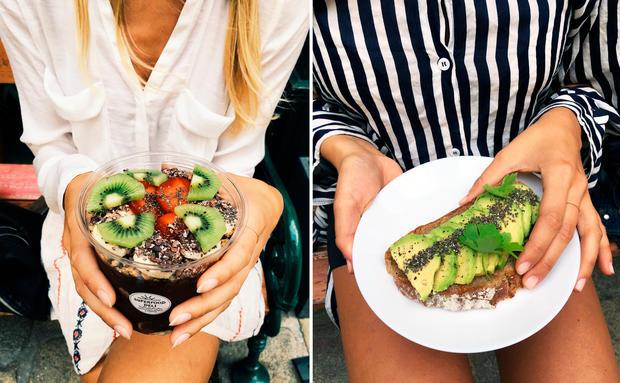 Instagram Food - Superfood Deli Test