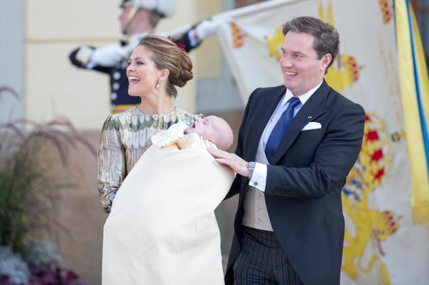 Prinzessin Madeleine ist wieder schwanger