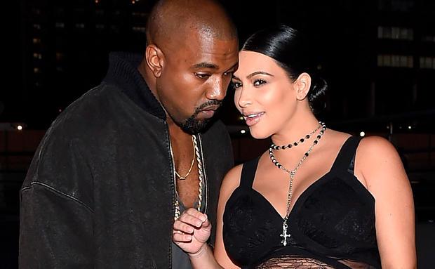 Kim Kardashian und Kanye West werden wieder Eltern