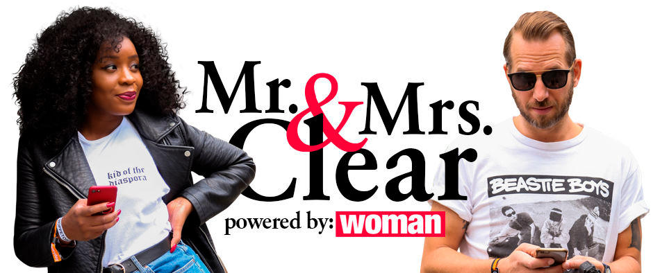 Mr. & Mrs. Clear