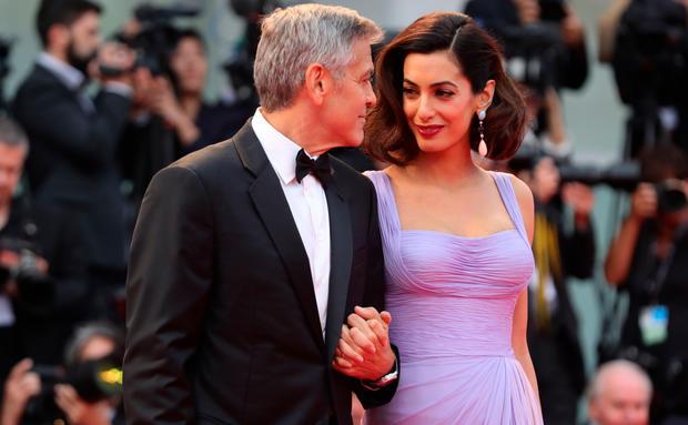 George + Amal Clooney: Sie Haben Getrennte Schlafzimmer