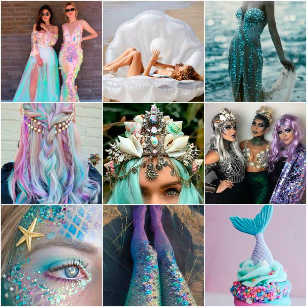 Mermaids Costume