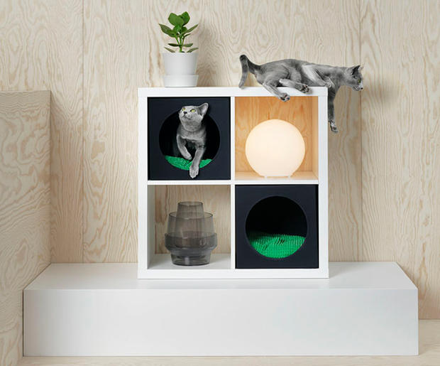 ikea hat jetzt auch m bel f r hunde und katzen woman at. Black Bedroom Furniture Sets. Home Design Ideas