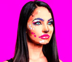So klappt das Pixel-Make-up
