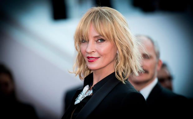 Uma Thurman: Kryptisches #MeToo-Posting