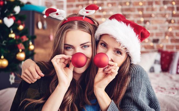 geschenkideen zu weihnachten f r die freundinnen runde. Black Bedroom Furniture Sets. Home Design Ideas