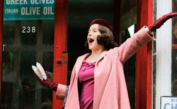 """The Marvelous Mrs. Maisel"": Es ist Liebe in Serie!"