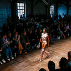 Marinas Frauenarmee auf der Berlin Fashion Week