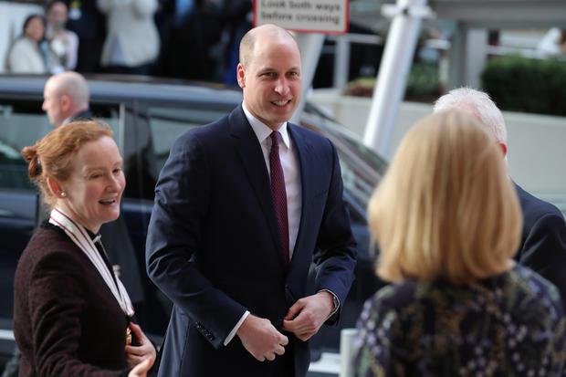 Prinz William Hat Das Problem Vieler Männer Die Haare Werden Weniger