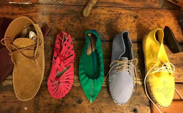 finest selection 7e294 00513 Hier lernst du Schuhe selbst zu machen! Und noch viel mehr …