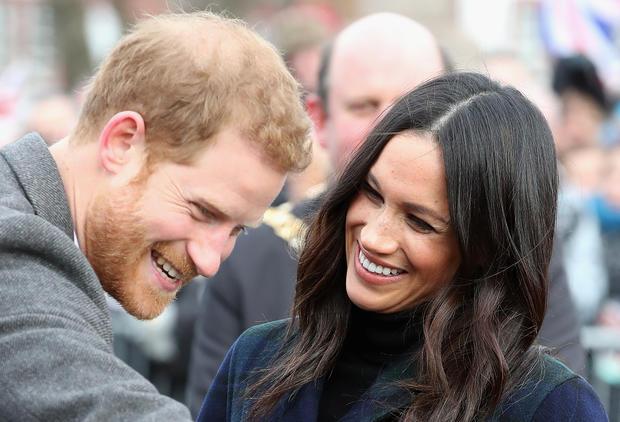 Prinz Harry Meghan Markle So Suss Wird Ihre Hochzeitstorte