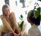 Gwyneth Paltrow: Halb Hollywood kam zur Verlobungsparty!