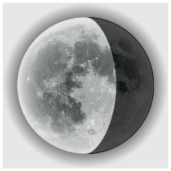 Mondkalender 2021 Heute